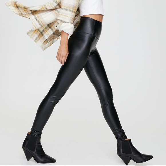 Wilfred Free 'Daria' Leather Legging